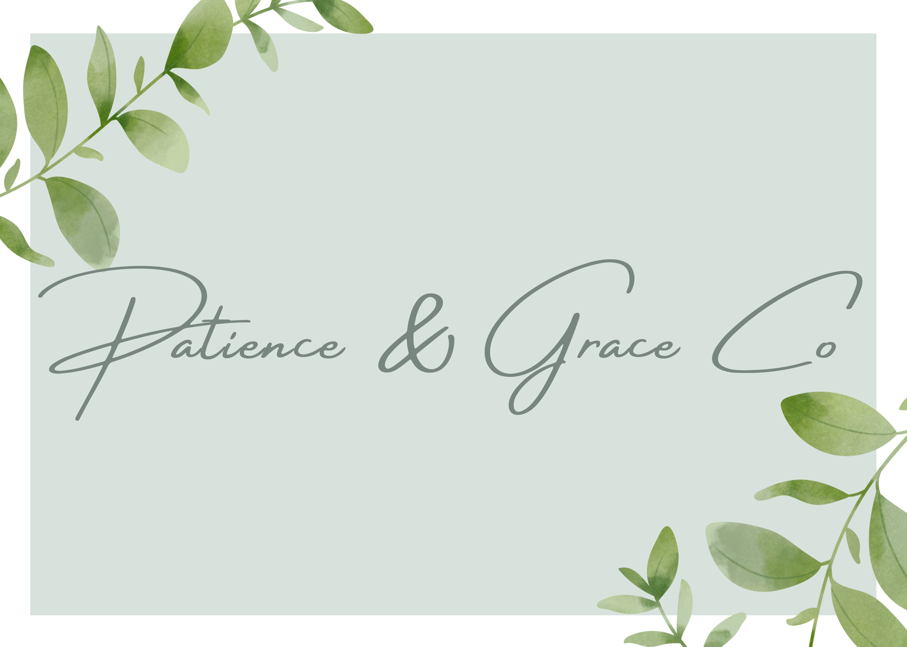 Patience and Grace